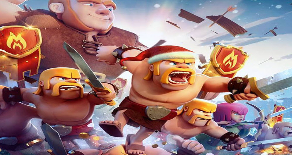 "Is the ""Clash of Clans"" have the habit?"