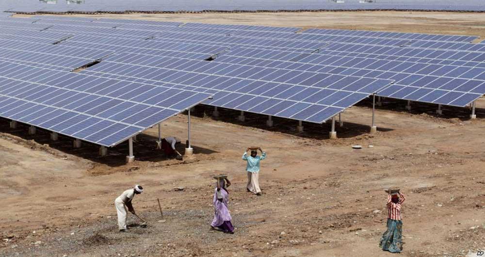 استفاده از انرژی تجدیدپذیر در کشورهای فقیر