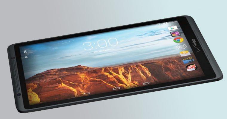 مشخصات لو رفته تبلت Verizon Ellipsis 8 HD