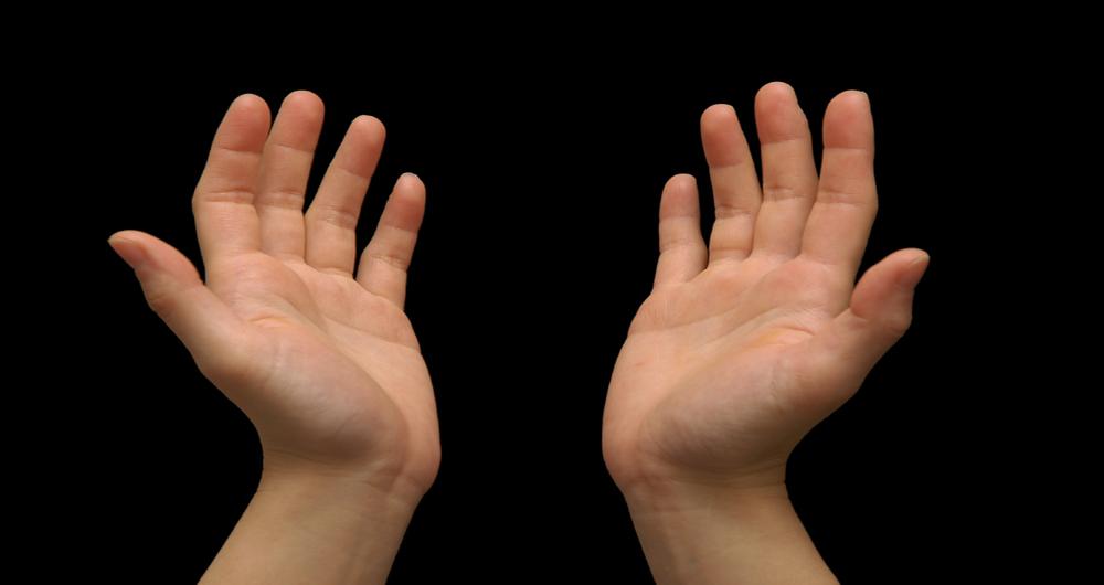 تماشا کنید؛ روند تکامل دستهای انسان