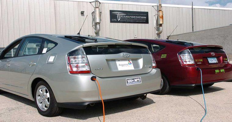 خودروهای برقی و هیبریدی
