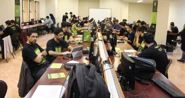 دومین دوره مسابقات برنامهنویسی کدکاپ