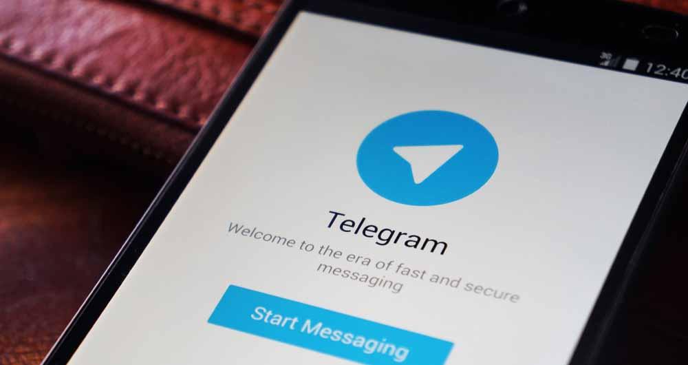 مصرف بهینه اینترنت تلگرام