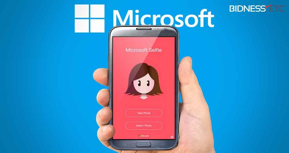 مایکروسافت از اپلیکیشن سلفی خود برای اندروید رونمایی کرد