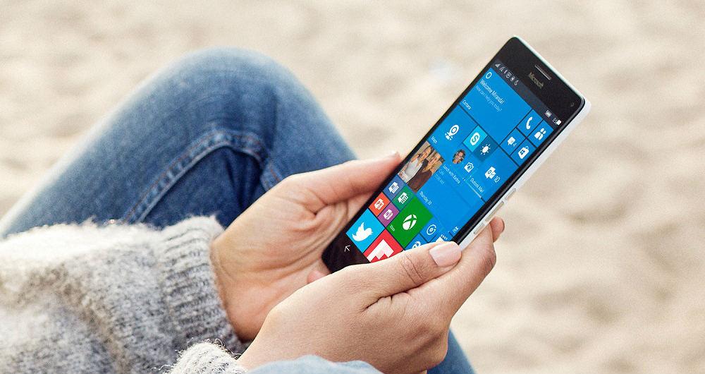 بازگشت مایکروسافت به بازار گوشی های هوشمند