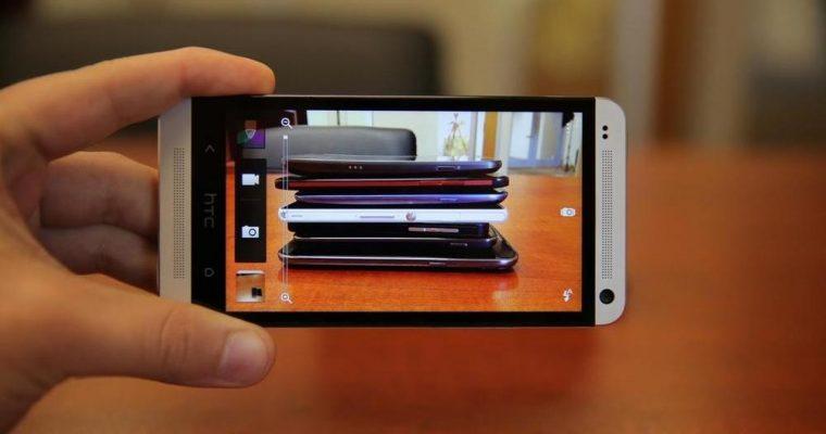 نرم افزار دوربین HTC