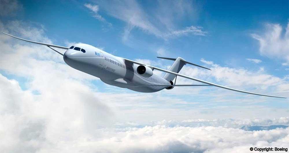 بال کامپوزیتی منعطف در هواپیماهای مدرن