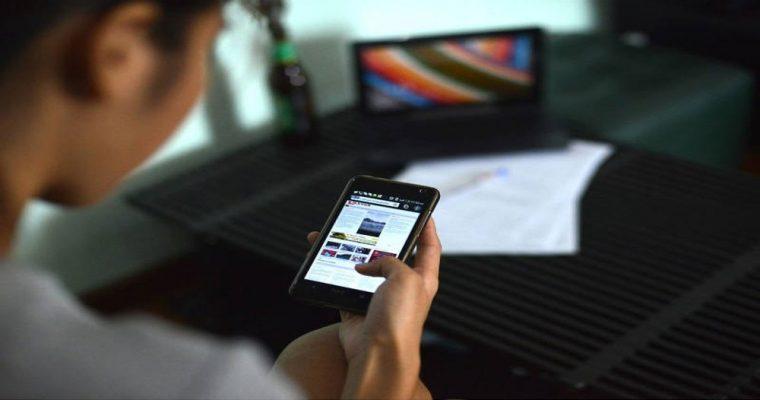افزایش 18 برابری درآمد دیتای موبایل تا پایان سال 99