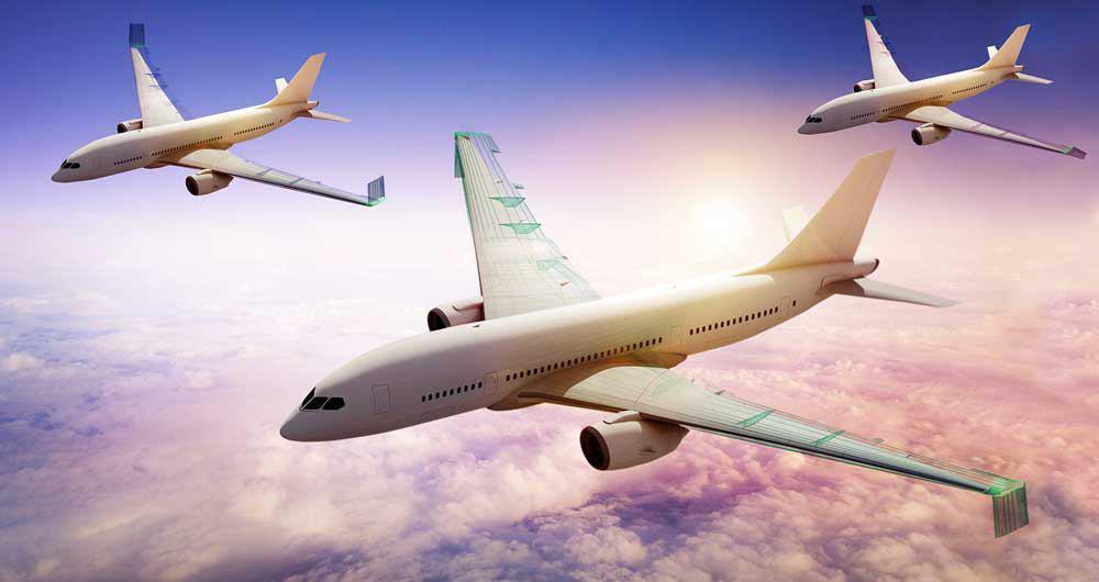 ناسا برای هواپیما بال های تاشو می سازد