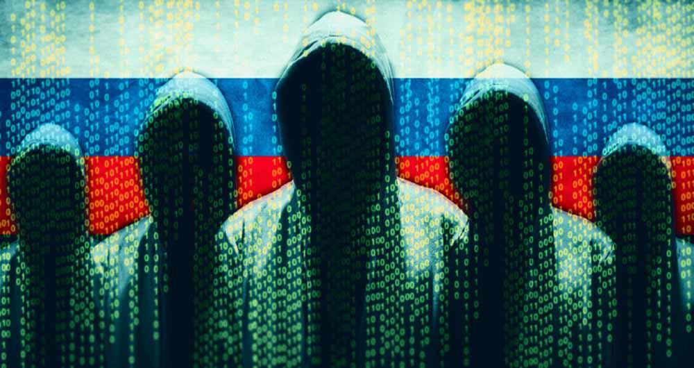 هکر روسی