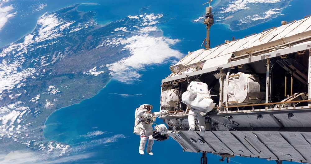 خطر کور شدن فضانوردان به واسطه سندرومی مرموز