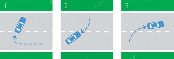 three-point-turn