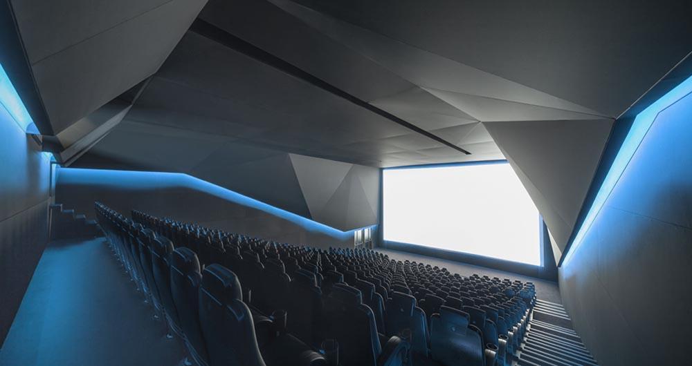Dolby پیشرفته ترین سالن سینمای جهان را ساخت