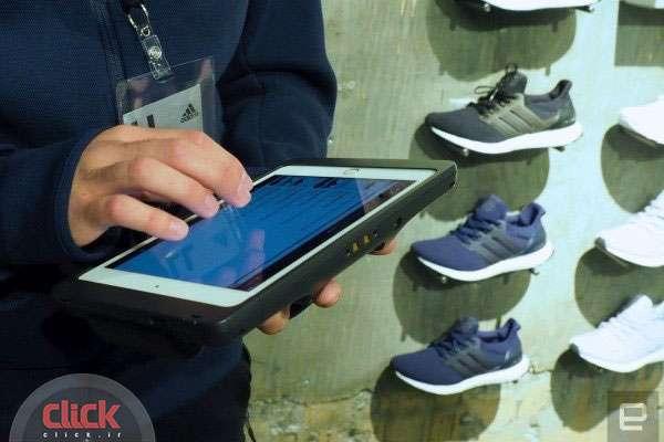 استفاده از فناوری پوشیدنی در انتخاب کفش