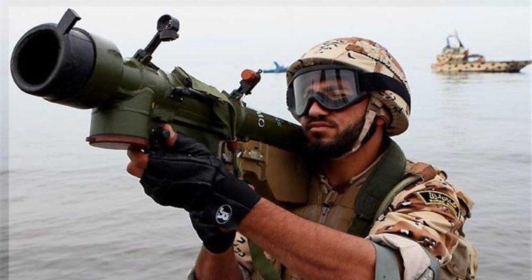 تفنگ ضد پهپاد ایرانی
