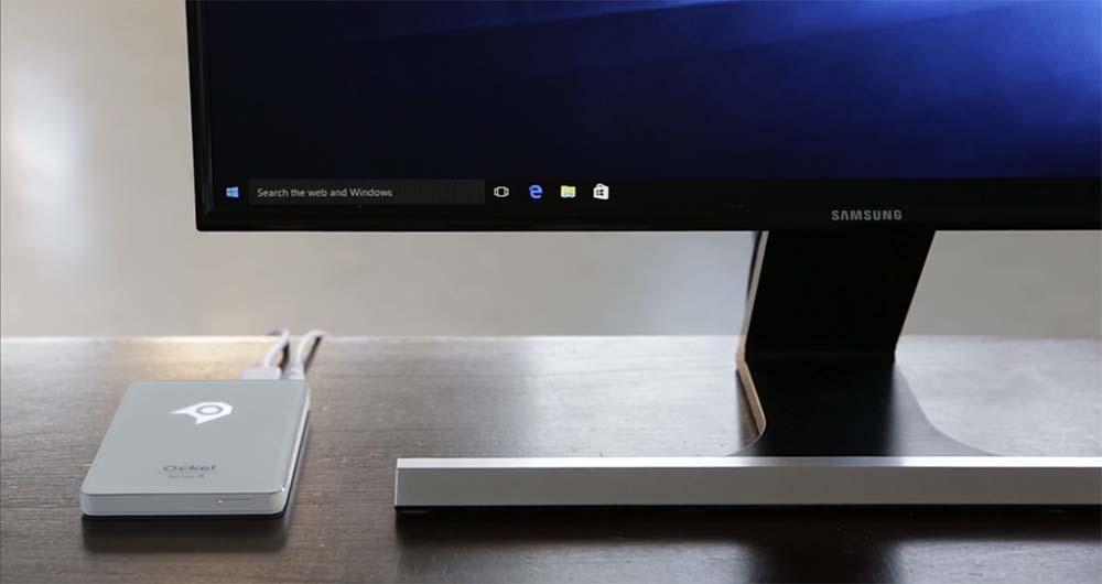 عرضه کامپیوتر جیبی زیبا و کوچک Sirius B