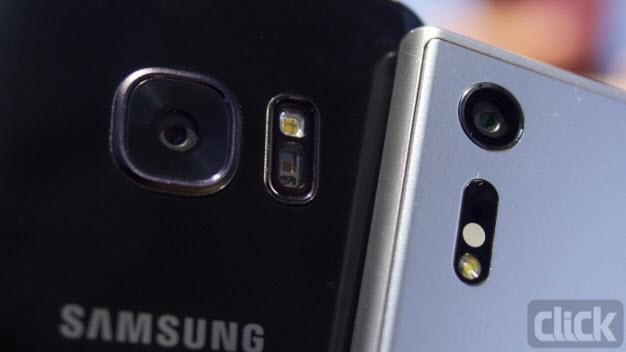 نگاهی کلی به امکانات و طراحی دو گوشی Xperia XZ و گلکسی S7