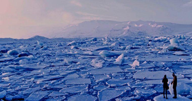 ناپدید شدن یخی به بزرگی وسعت کشور هند در قطب
