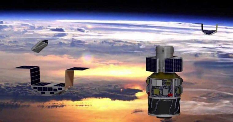 ناوبری ماهواره ای طوفان