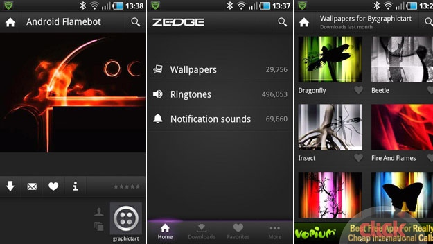 zedge program