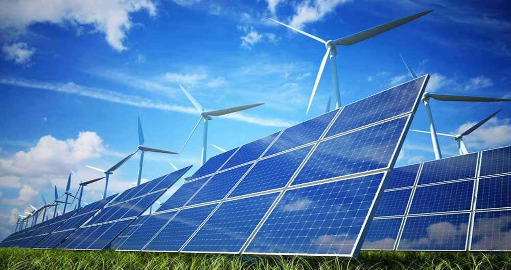 حرکت جهان از انرژی بادی به سمت انرژی خورشیدی در سال ۲۰۱۶
