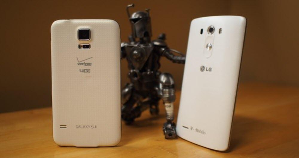 LG or Samsung?
