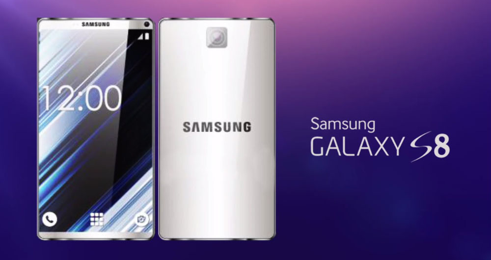 کلید های فیزیکی Galaxy S8 سامسونگ جای خود را به کلید های مجازی می دهند