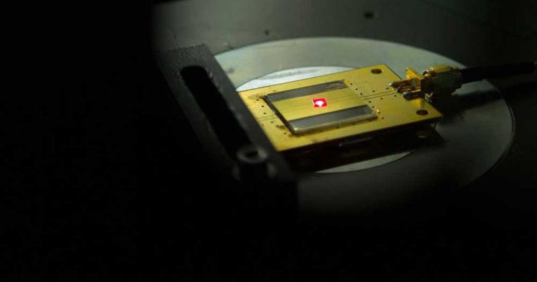 کوچکترین گیرنده رادیویی جهان