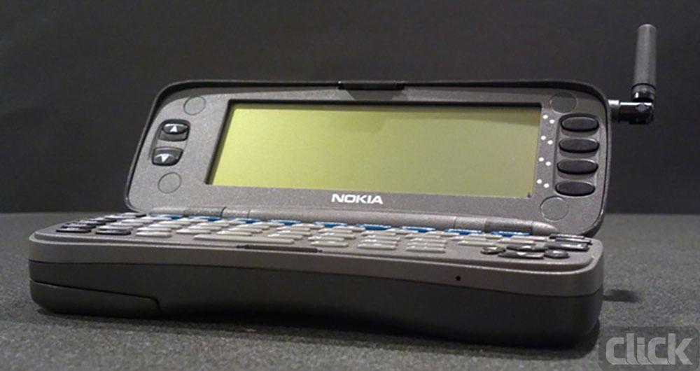 نوکیا - 9000 - 1996