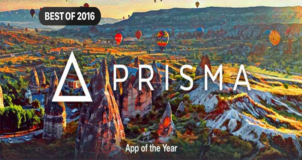 prisma apple 2016