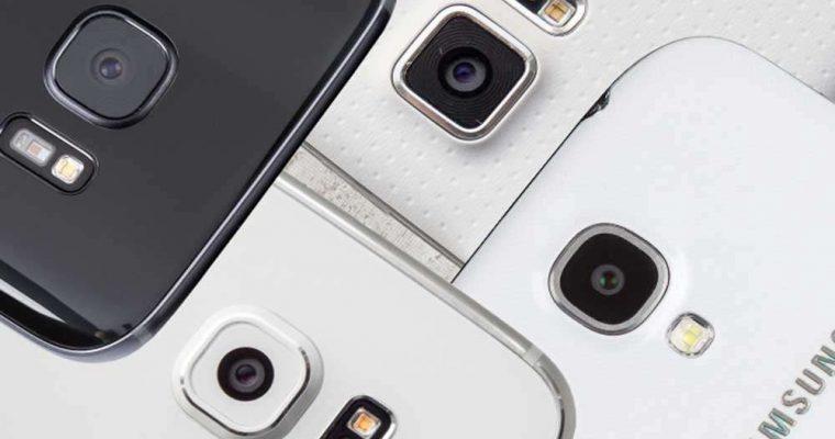 مقایسه دوربین گوشی های سری گلکسی اس سامسونگ با یکدیگر