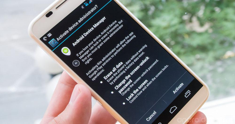 Android Device Manager یک گوشی نکسوس 6P گم شده را پیدا کرد