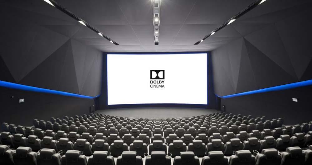 ساخت پیشرفته ترین سینمای جهان توسط شرکت دالبی