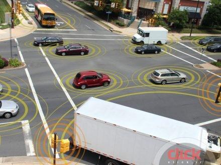 ارتباطات بین خودرویی
