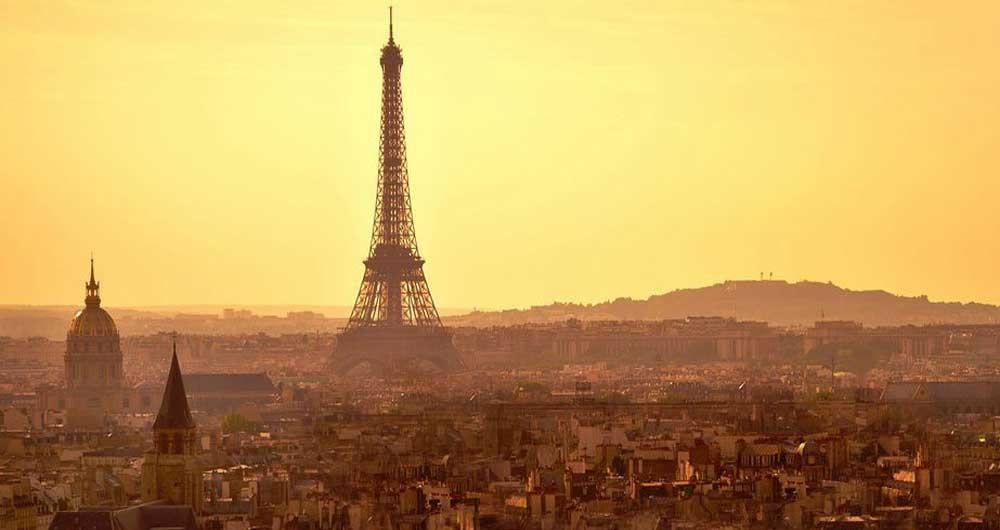 کشف غبار کیهانی در چند شهر اروپا