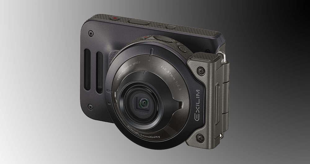کاسیو و دوربین 1.9 مگا پیکسلی مخصوص عکاسی در شب