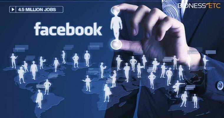 سوال استخدامی فیسبوک