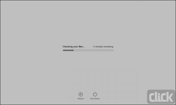 استفاده از Apple Diagnostics براي مكهاي بعد از ژوئن ۲۰۱۳