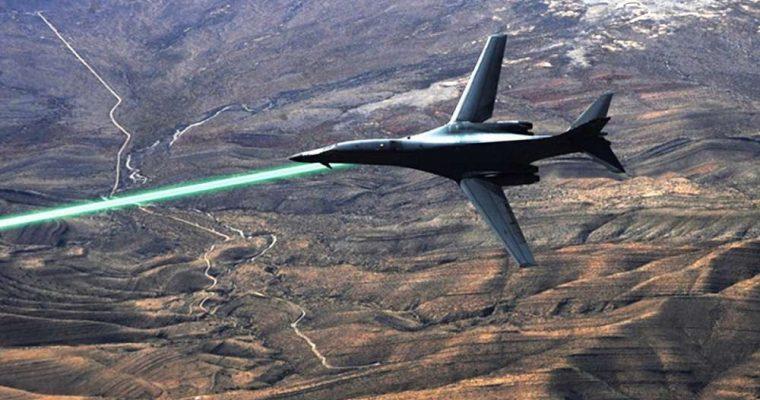 رویای ایالات متحده برای ساخت هواپیمایی با دفاع لیزری ممکن شد