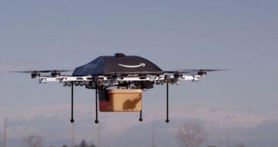 Amazon has UAV Will deliver his cargo