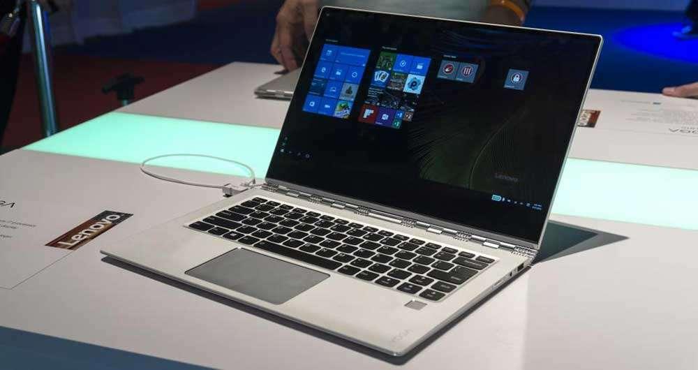 لپ تاپ هیبریدی لنوو Yoga 910