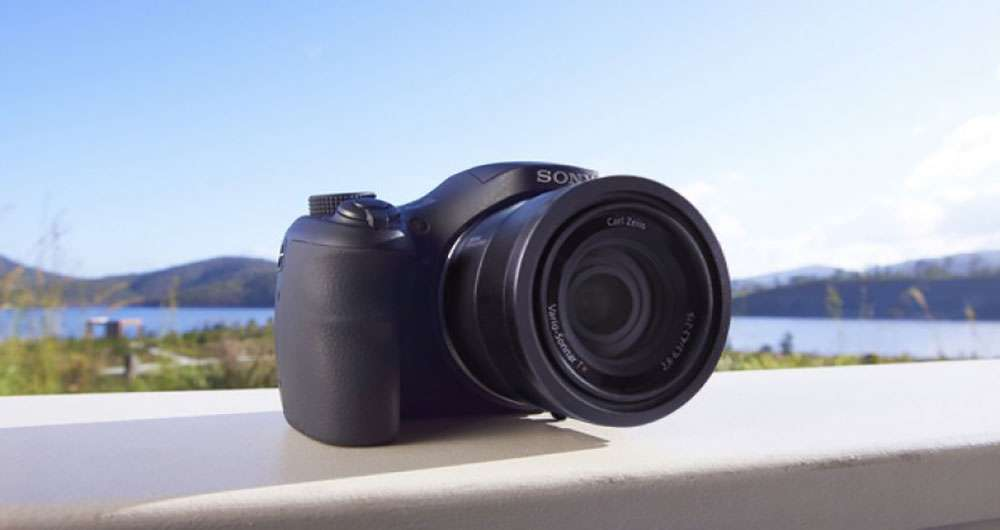 دوربین Cyber-shot HX350 super zoom سونی با زوم اپتیکال ۵۰ برابر