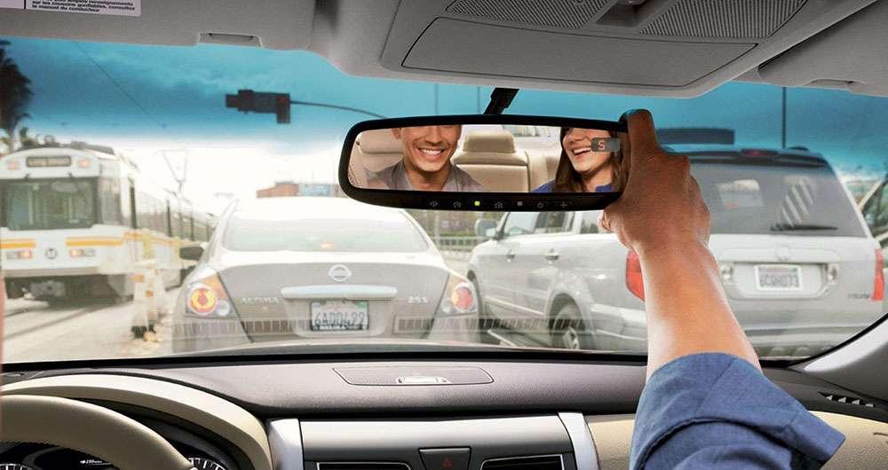 آینه های هوشمند،انقلاب دیگری در صنعت خودروسازی