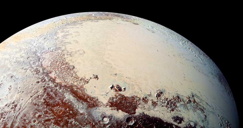 چرا انسان نمی تواند در اقیانوس سیاره پلوتو شنا کند؟