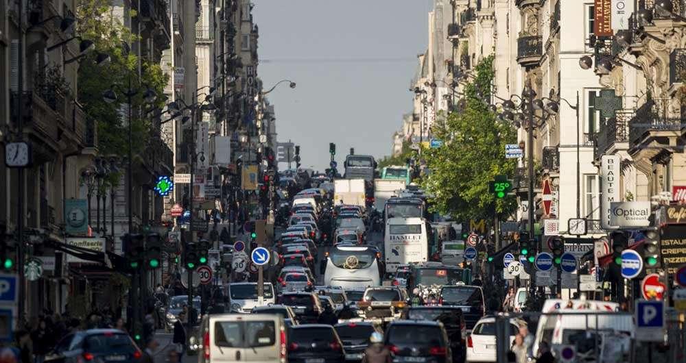 ممنوعیت تردد خودرو های دیزلی در 4 شهر بزرگ جهان
