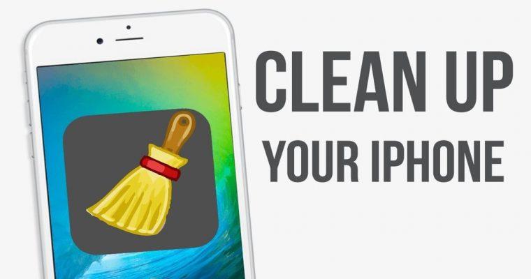 clean up Phone storage