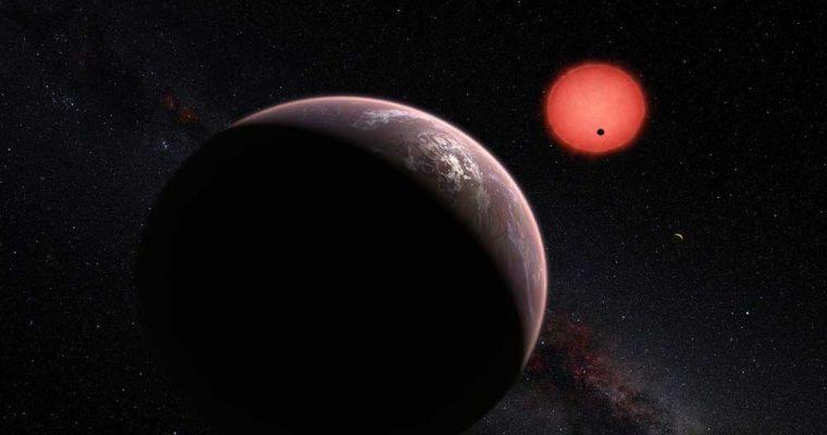 ستاره سیاره خوار