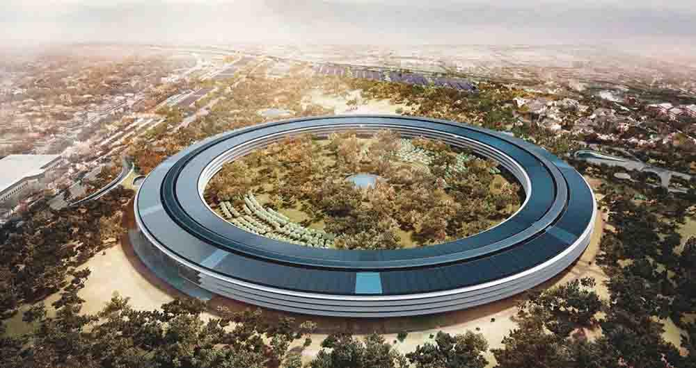 اپل در حال آمادگی برای رونمایی از دومین مرکز علمی خود