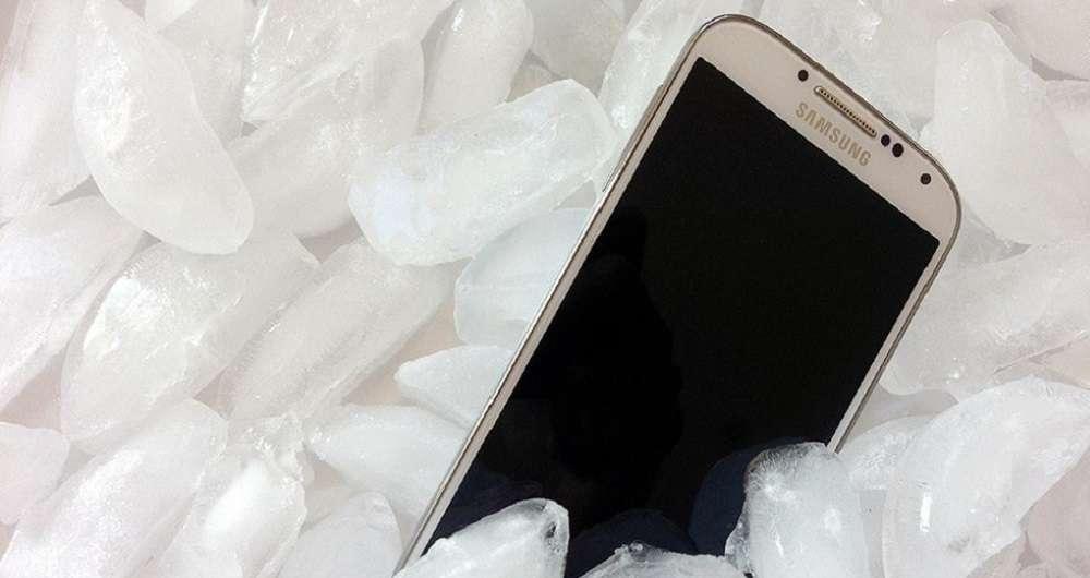 چگونه در هوای سرد از گوشی های هوشمند محافظت کنیم؟