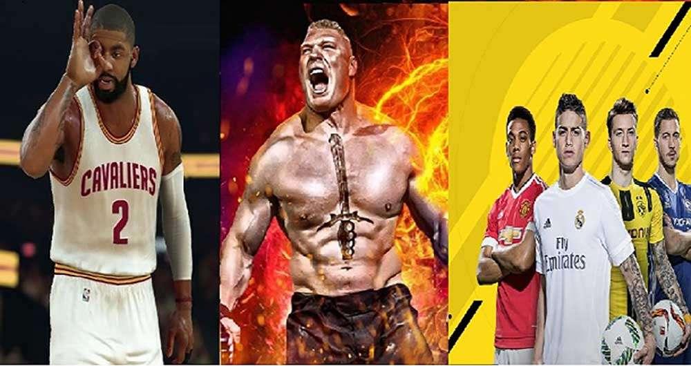 بهترین بازی های ورزشی نسل هشتم